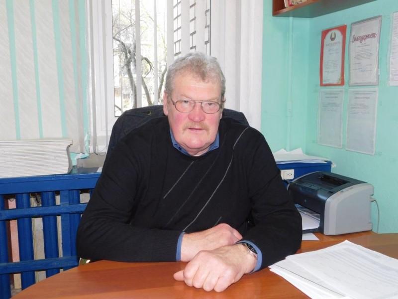 Александр Сысоев работает в ЖКХ с 2014 года