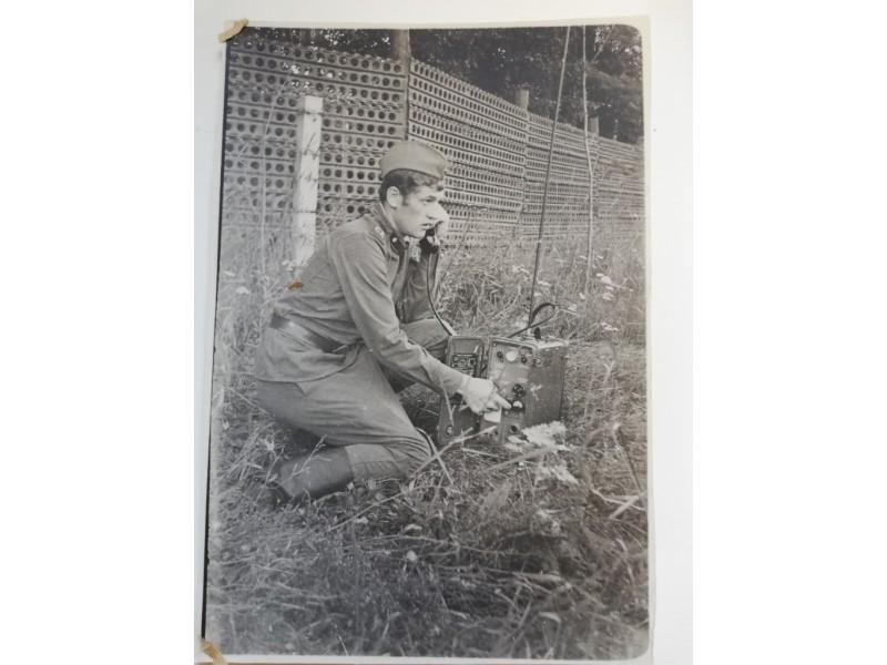 Алекснадр Сысоев, армейские годы